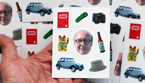 StickerYeti Sticker Sheet